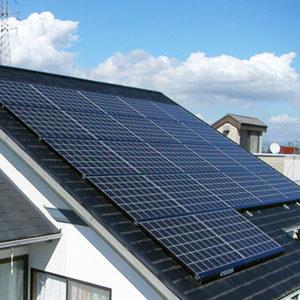 太陽光発電と蓄電池を併用して自家発電